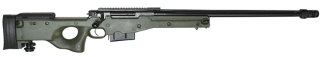 Accuracy International AWM .338 LM